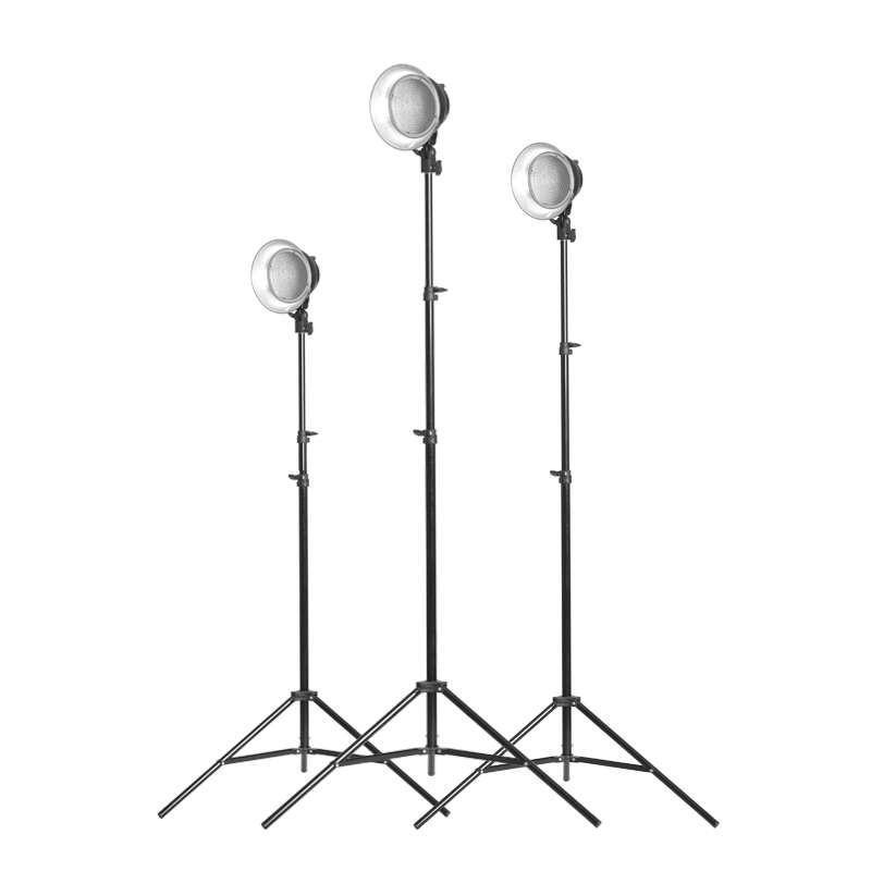 Tolifo图立方PT-VL-380魅影LED摄像补光灯25W(图14)