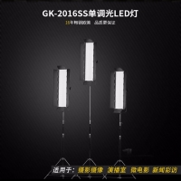 Tolifo图立方GK-2016SS极光LED影视灯120W单调光三灯套装