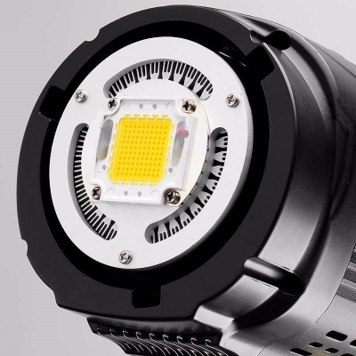 Tolifo图立方鲨鱼SK-1000L太阳灯集成LED补光灯