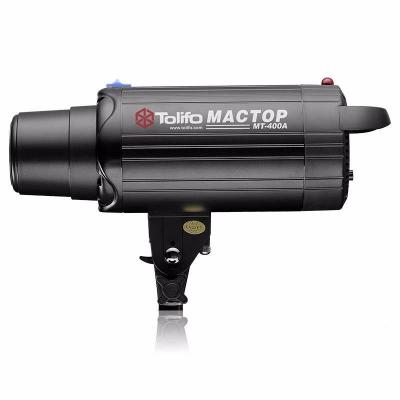 Tolifo图立方曼图MT-400A摄影闪光灯400W