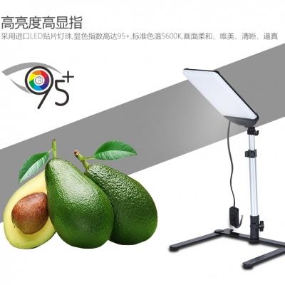 近距摄影光线不足?图立方这套补光设备可营造大片级灯光效果