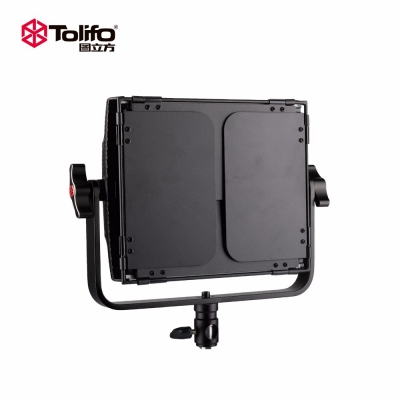 Tolifo图立方极光GK-600MS影视灯LED补光灯单调光