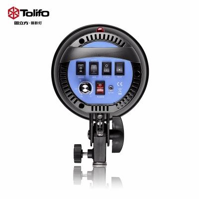 Tolifo图立方曼图MT-600摄影闪光灯600W