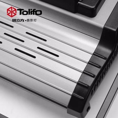 Tolifo图立方GK-2016S PRO极光LED影视灯120W
