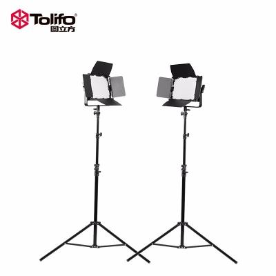 Tolifo图立方GK-J-900SS极光LED影视灯54W单调光