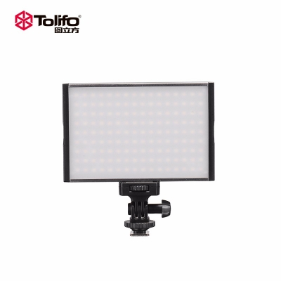 Tolifo图立方PT-15B PRO魅影LED摄像补光机顶灯双调光