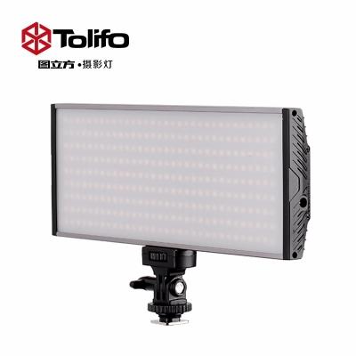 Tolifo图立方PT-30B PRO魅影LED摄像补光机顶灯双调光