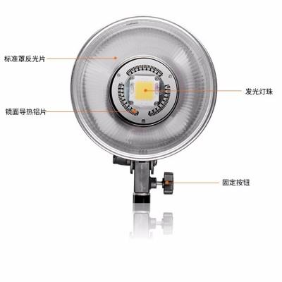 Tolifo图立方T-500L太阳灯摄影补光灯LED补光灯