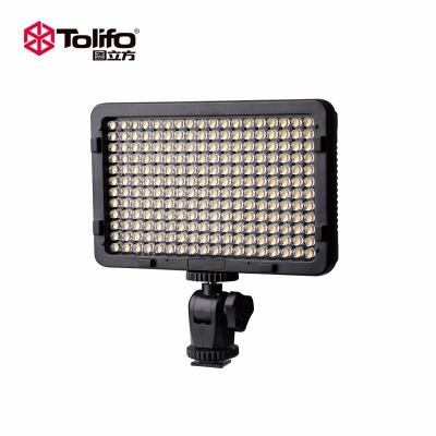 Tolifo图立方PT-216B摄影补光灯单调光13W
