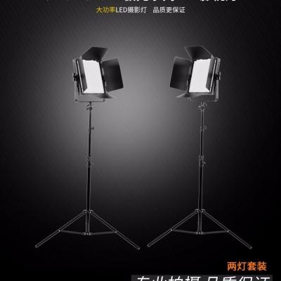 Tolifo图立方GK-J-1520AB极光LED影视灯45W双调光两灯套装