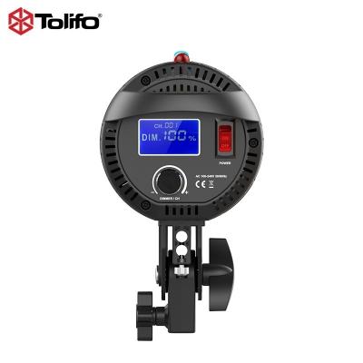 Tolifo图立方LED摄影灯MT-60S集成模组60W5400流明
